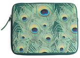 Lucky Brand Peacock Tablet Sleeve*