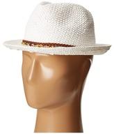 Steve Madden Sprinkle Band Fedora Fedora Hats