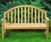 The Well Appointed House Kingsley Bate Teak Derby Bench-Available in Two Different Sizes