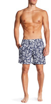 Trunks San O Charm Floral Swim Trunk