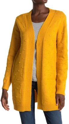 Love by Design Maribel Bobble Stitch Cardigan