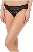 Emporio Armani Sensual Icon Lace Brazilian Brief Women's Underwear