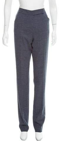 Giorgio Armani High-Rise Wool Pants w/ Tags