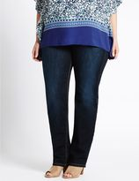 Marks and Spencer PLUS Straight Leg Jeans