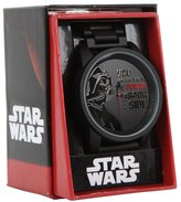 Disney Star Wars Darth Vader Power Of The Dark Side Watch