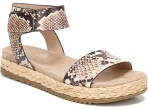 Soul Naturalizer Detail Ankle Strap Sandals Women's Shoes