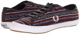 Fred Perry Vintage Tennis Fairisle Knit Men's Shoes