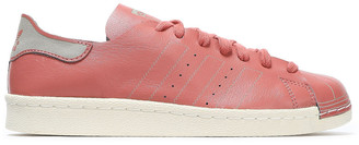 adidas Superstar 80s Decon Textured-leather Sneakers