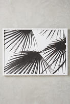 Anthropologie Fronds Wall Art
