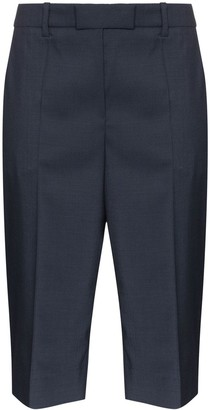 Givenchy Bermuda Straight Fit Shorts
