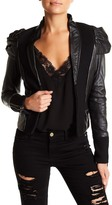 Affliction Micah Leather Jacket
