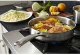 Calphalon Classic 3-qt. Nonstick Stainless Steel Covered Saute Pan