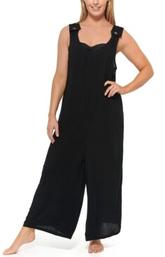Thumbnail for your product : Dotti Royal Belize Jumpsuit Cover-Up Women's Swimsuit