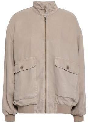 American Vintage Katetown Twill Bomber Jacket