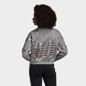 adidas Women's Large Logo Track Jacket