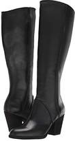 Frye Essa Seam Tall (Black) Women's Boots