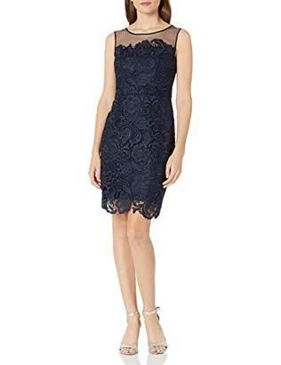 Decode 1.8 Women's Sleeveless Lace Illusion Dress