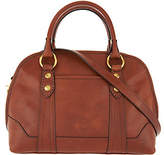 Frye Leather Melissa Domed Satchel