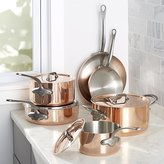 Crate & Barrel Mauviel ® M150 10-Piece Cookware Set