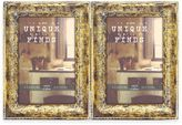 Argento Unique Finds Double 4-Inch x 6-Inch Tourance Frame