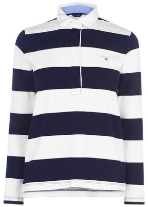 Gant Long Sleeve Rugby Shirt
