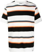 Carhartt Wip striped round neck T-shirt
