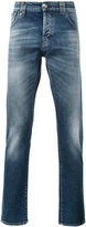 Philipp Plein straight cut jeans - men - Cotton/Polyester/Spandex/Elastane - 29