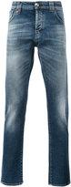 Philipp Plein straight cut jeans - men - Cotton/Polyester/Spandex/Elastane - 30