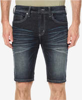 Buffalo David Bitton Men's Parker-X Slim-Fit Denim Shorts