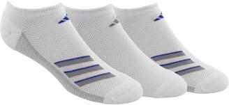 adidas 3-Pk. Men Superlite No-Show Socks