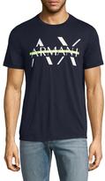 Armani Exchange Graphic Crewneck T-Shirt