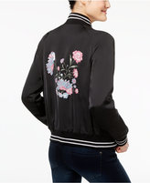 One Hart Juniors' Open-Front Bomber Jacket, Created for Macy's