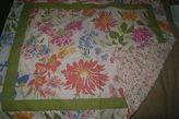 Martha Stewart Floral Flower Standard Sham
