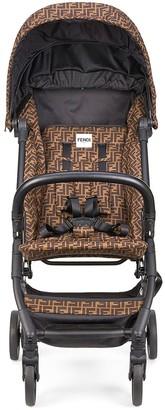Fendi Kids Monogram Baby Stroller