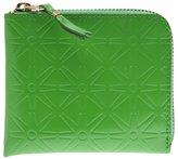 Comme des Garcons 'Colour Embossed A' wallet - men - Leather - One Size