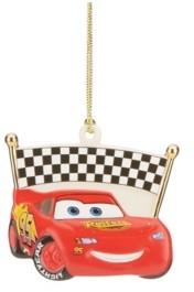 Lenox Lightning McQueen Ornament