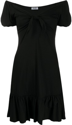 Liu Jo knot-detail dress