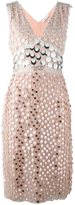 Altuzarra embellished dress - women - Silk/Polyester - 38