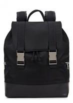 A.p.c. Arnaud Black Nylon Backpack