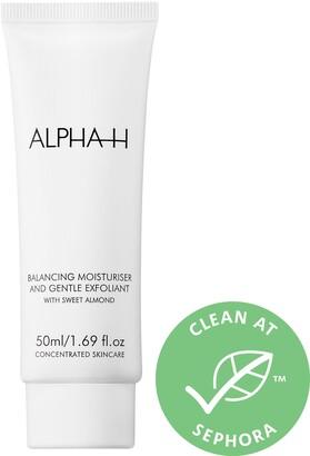 Alpha-h Balancing Moisturizer & Gentle Exfoliant with 10% Glycolic Acid