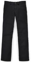 Ralph Lauren Black Suffield Pants - Boys