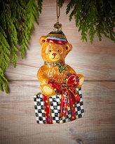 Mackenzie Childs MacKenzie-Childs Baby's First Christmas Ornament