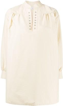 Roseanna Odd loose-fit tunic top