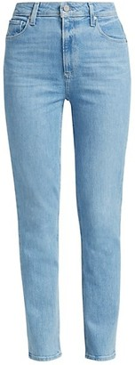 Paige Sarah High-Rie Slim-Fit Jeans