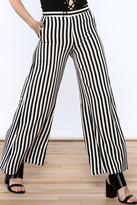 Alythea High Waist Stripe Pants