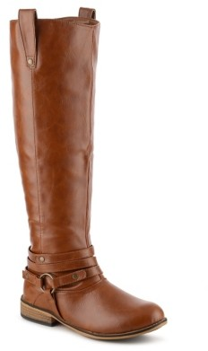 Journee Collection Walla Riding Boot