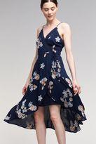 Anthropologie Esther Wrap Maxi Dress