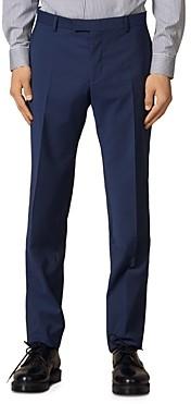 Sandro Formal Italian 110's Slim Fit Suit Pants