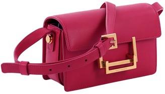 Saint Laurent Lulu Pink Leather Handbags