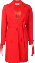 Preen by Thornton Bregazzi belted coat